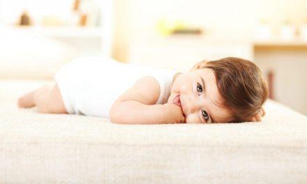 A sexualidade nos bebés