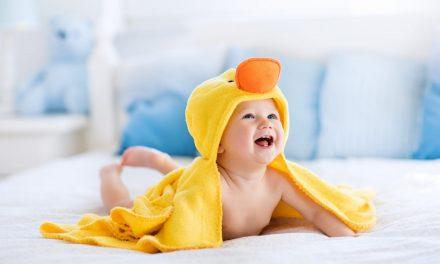Saiba como estimular o bebé