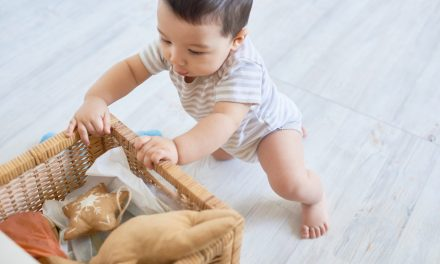 Como se comporta o bebé