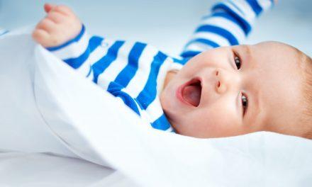 Como cresce o bebé