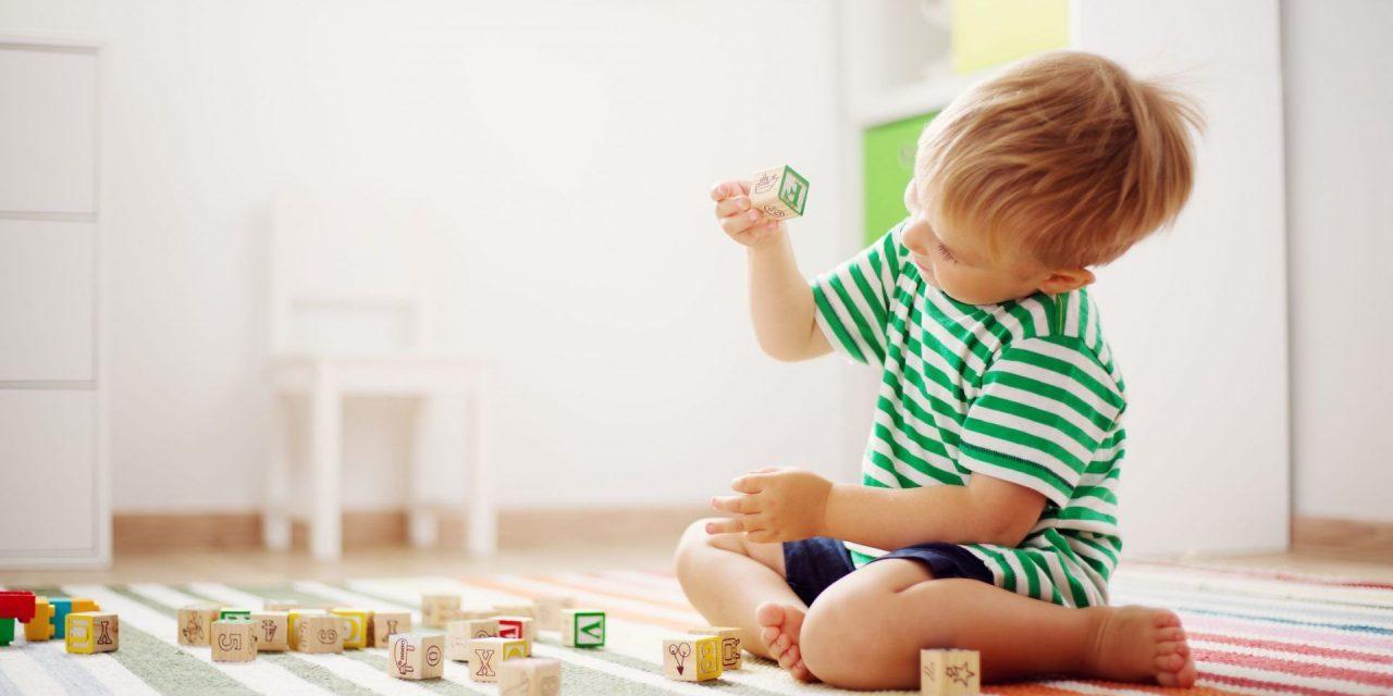 Brinquedos dos 0 aos 24 meses
