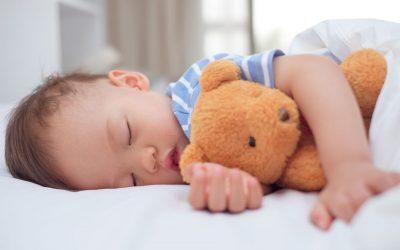 Criar hábitos de sono