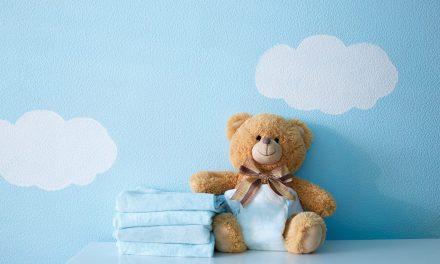 Lista de artigos para o bebé