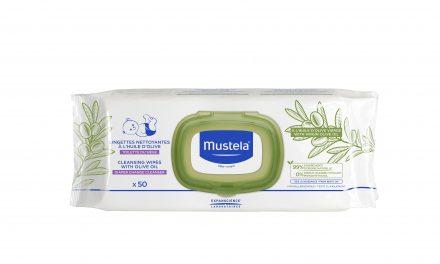 Mustela® Toalhetes de Limpeza com Azeite