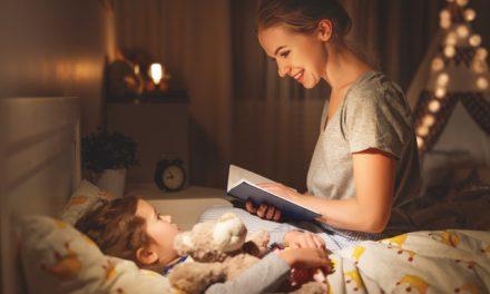 7 Dicas para ler para a criança