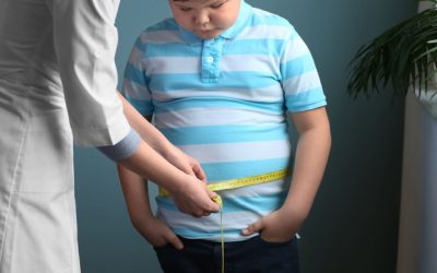 Obesidade infantil em números