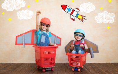 Dicas e truques para estimular a atividade cerebral das crianças