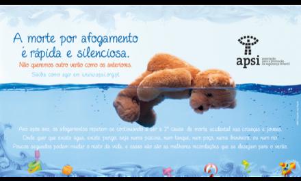APSI apela para prevenção de afogamentos em crianças e jovens