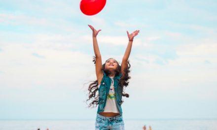 Brincadeiras livres ajudam a crescer