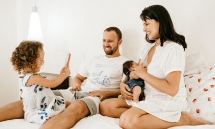 Casais com filhos expressam menor perturbação emocional face à pandemia