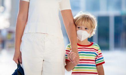 Sociedade Portuguesa de Pediatria esclarece pais sobre utilização de máscaras em idade pediátrica