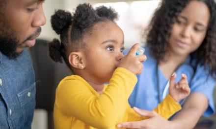 Poluição do ar associada a asma durante a primeira infância