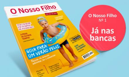 Revista O Nosso Filho já está nas bancas