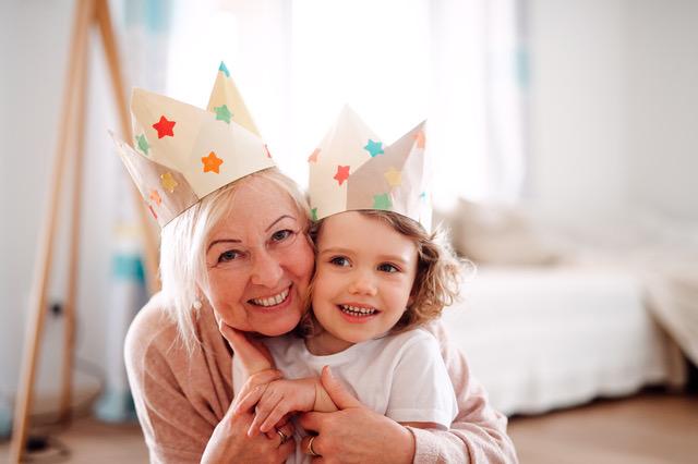 O papel dos avós no apoio ao casal e ao bebé