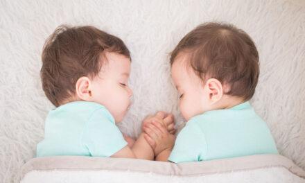 Quando são gémeos
