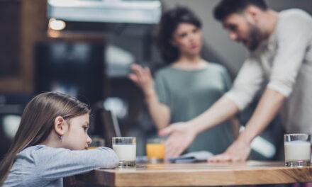 Divórcio pode alimentar medo de abandono nas crianças
