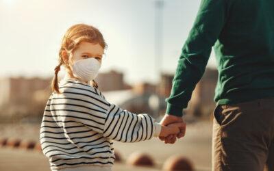 Crianças com asma não são mais afetadas por covid-19