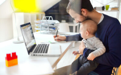 Teletrabalho pode promover natalidade na Europa