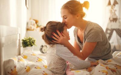 Crie rotinas saudáveis com o seu filho na quarentena