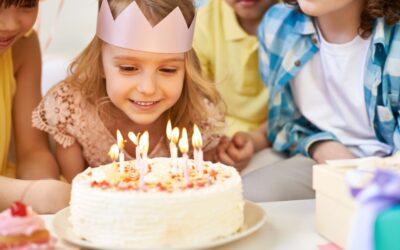 10 truques para organizar uma festa de anos