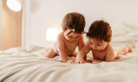 Estão a nascer mais gémeos em todo o mundo