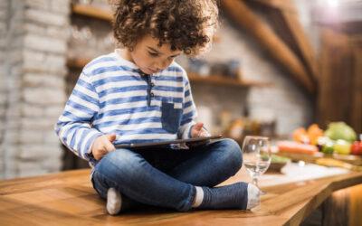 Como gerir o tempo de ecrã do seu filho