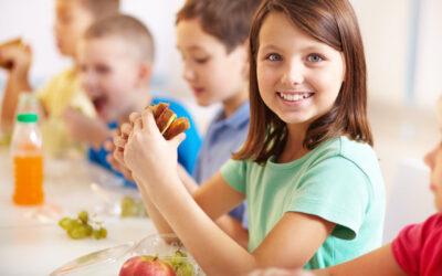 Novas regras para alimentos à venda nas escolas