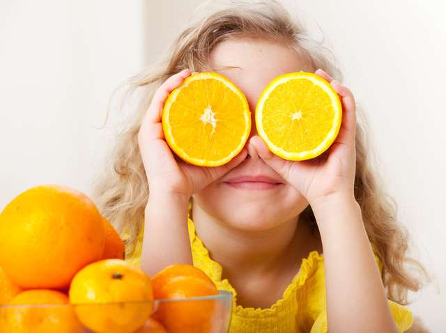 Dieta rica em frutas e legumes melhora saúde mental das crianças
