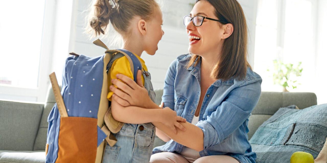 10 Dicas para organizar o tempo na saída para a escola