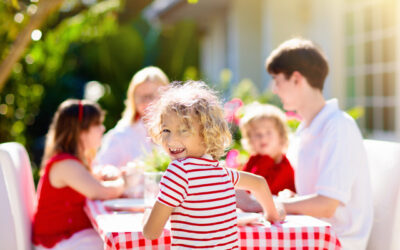 Refeições em família ajudam a melhorar hábitos alimentares